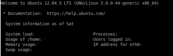 Provide Root User