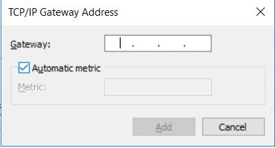TCP-IP Gateway